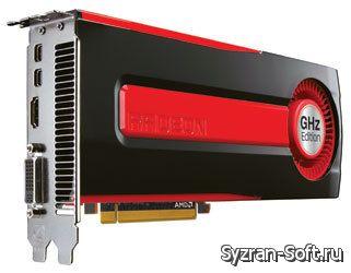 Представлена самая быстрая в мире однопроцессорная 3D-карта — AMD Radeon HD 7970 GHz Edition