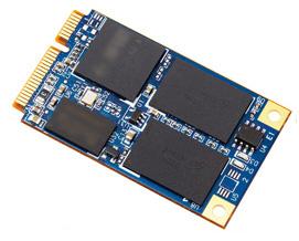 Apacer mSATA A1 — SSD  размером с треть кредитной карты для тонких ноутбуков