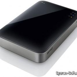 Внешний жесткий диск Buffalo HDW-P550U3