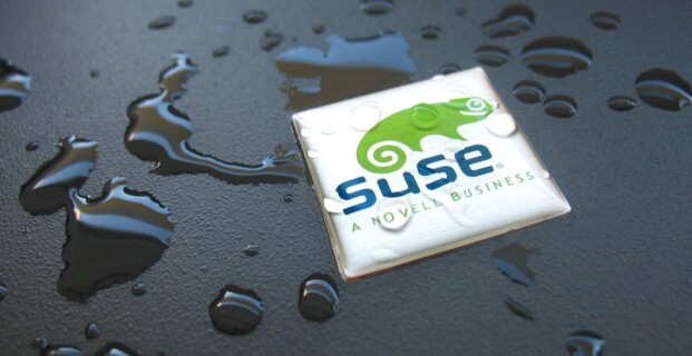Установка Linux openSUSE