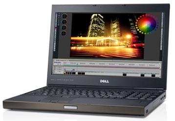 Dell представила ноутбуки Precision M4700 и M6700