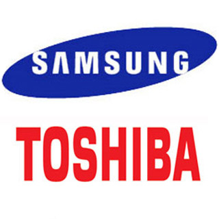 Samsung и Toshiba …