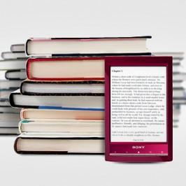 Электронная книга Sony Reader Wi-Fi PRS-T1