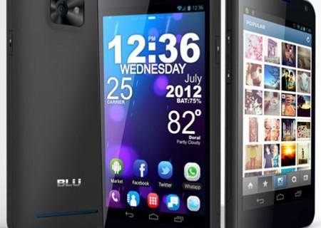 В смартфоне BLU VIVO 4.3