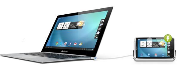 ClamBook от ClamCase: новый ультрабук для смартфона