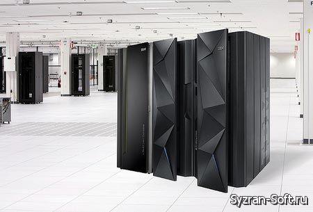 IBM не спешит прощаться с мейнфреймами — выпущена модель zEnterprise EC1.