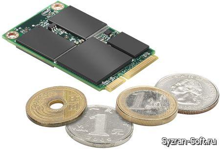 Компания Intel разрабатывает новые спецификации SSD для ультрабуков