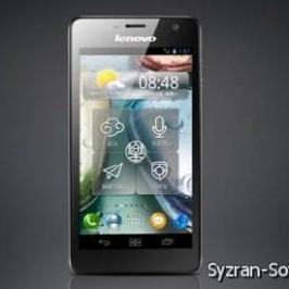 Смартфон Lenovo LePhone K860