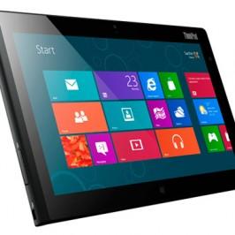 Планшетный компьютер Lenovo ThinkPad Tablet 2 под управлением Windows 8 представлен официально