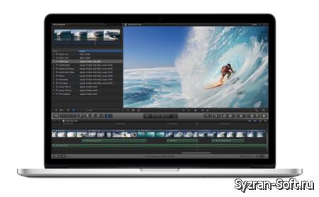 Началось производство Apple MacBook Pro с экраном Retina диагональю 13,3 дюйма