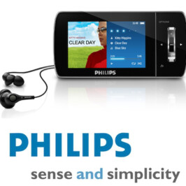 Медиаплеер Philips GoGear Muse