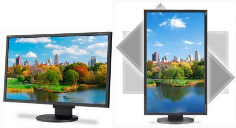 Компания NEC выпустила сверхтонкий дисплей MultiSync EA224WMi