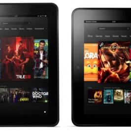 Обзор планшетов Kindle Fire HD