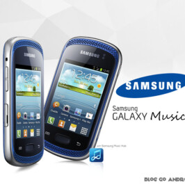 Samsung анонсировала смартфон Galaxy Music