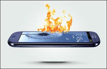 Проблемы в смартфоне Samsung Galaxy S3