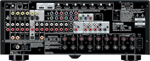 Yamaha RX-A820