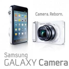 Новая фотокамера Samsung Galaxy Camera на Android