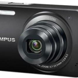 Компактная камера Olympus VH-410 с сенсорным дисплеем