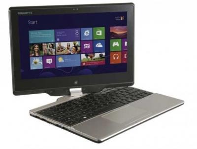 Gigabyte продемонстрировала три ноутбука на CES 2013