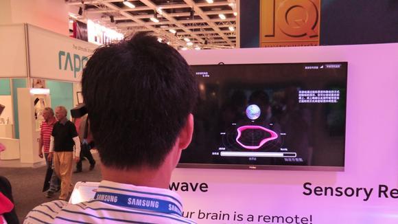Haier - Brainwave TV-580-75