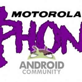 Появление флагманского смартфона Motorola X ожидается в июле