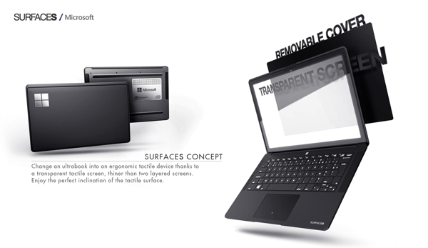 Microsoft Surface Ultrabook