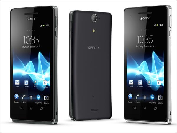 смартфон Sony Xperia  V