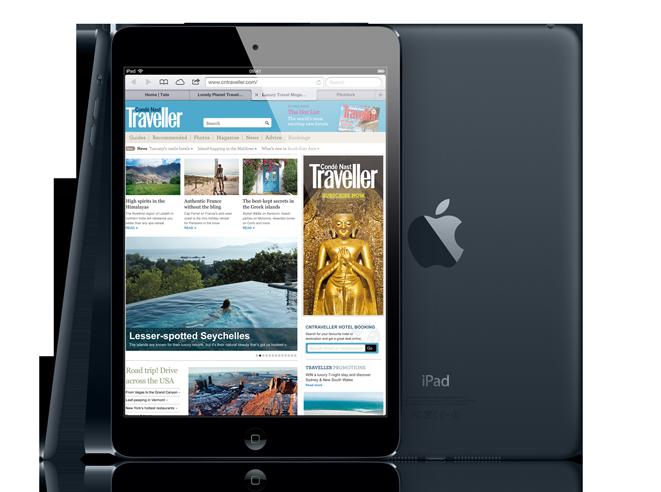 Apple iPad mini обзор