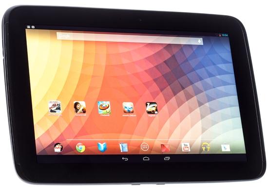 Обзор Nexus 10