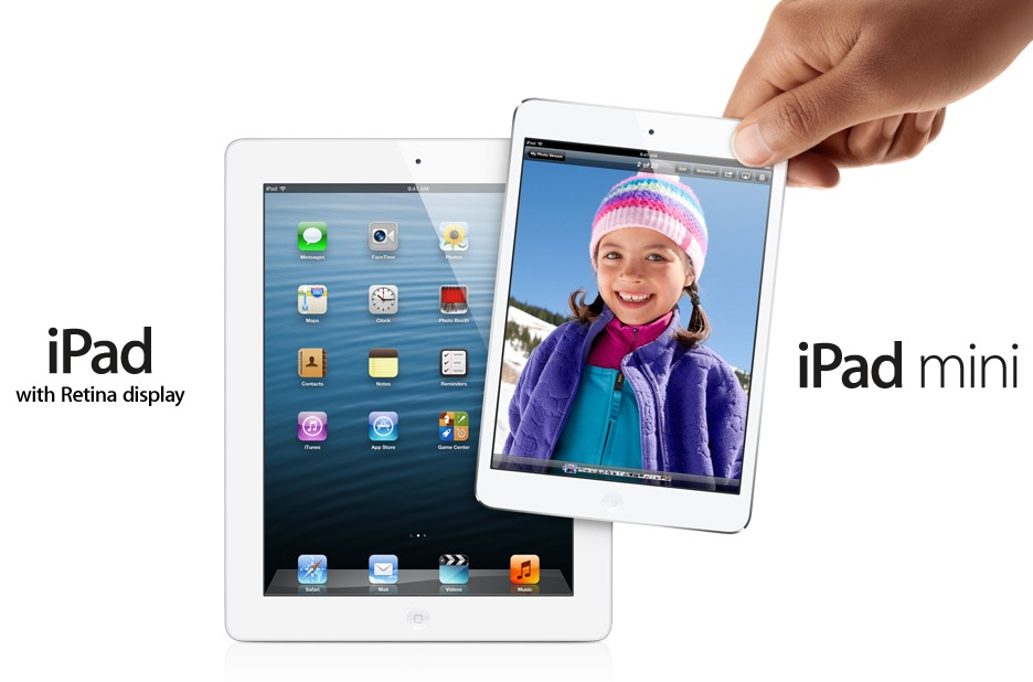apple ipad mini обзор