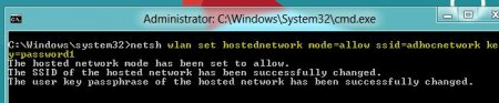 как настроить WiFi в Windows 8