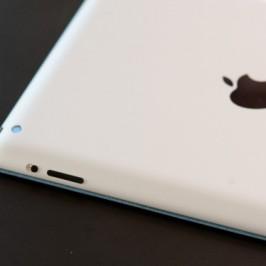Когда выйдет планшет Apple iPad 5