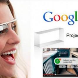 Очки Google Glass — характеристики