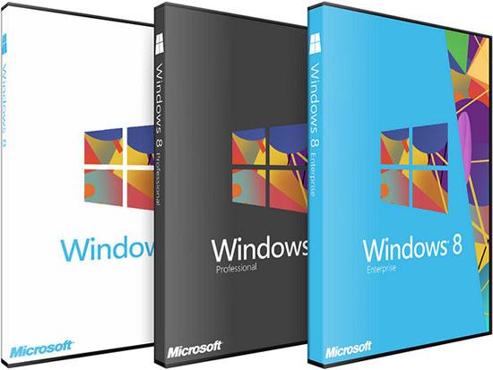 Установка Windows 8 на ноутбук