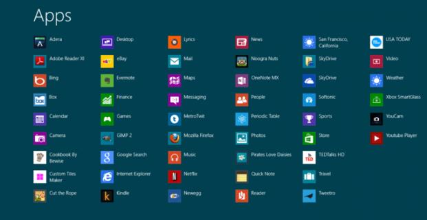 Бесплатные приложения для windows 8