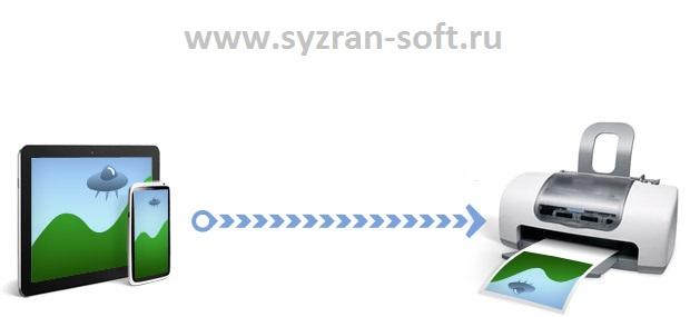 Подключение принтера к домашней сети