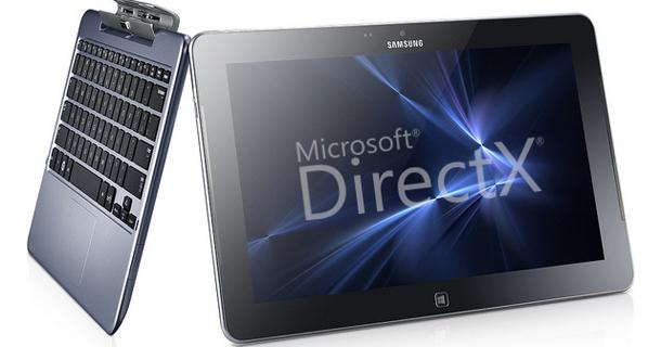DirectX для Windows 8