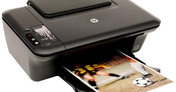 Немного о HP DeskJet 2050 – внешний вид