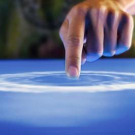 Виды сенсорных дисплеев