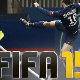 Футбольная аркада FIFA 15