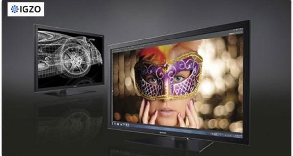 "32"" монитор Sharp PN-K321 оснащен дисплеем Retina"