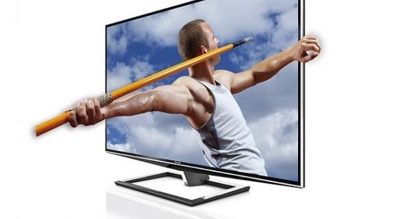 3D телевизор без очков — TOSHIBA 55ZL2