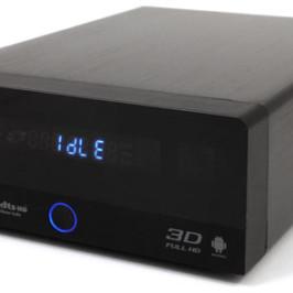 3D-медиаплеер 3Q F370HW с двумя ОС в комплекте