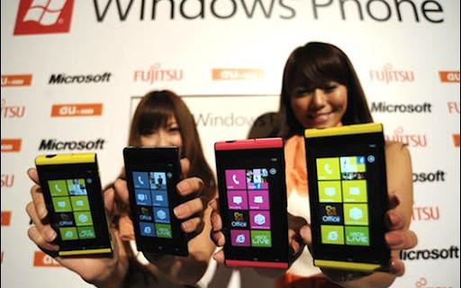 7 лучших смартфонов на ОС Windows Phone