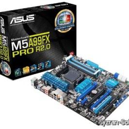 ASUS представила материнские платы для процессоров AMD, получившие сертификат совместимости с Windows 8