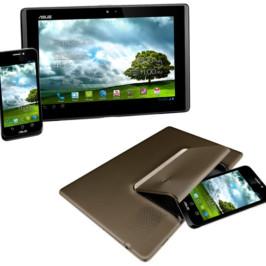 Обзор ASUS PadFone: смартфон в планшете