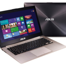 Ультрабук с сенсорным дисплеем ASUS ZENBOOK Prime UX31A Touch