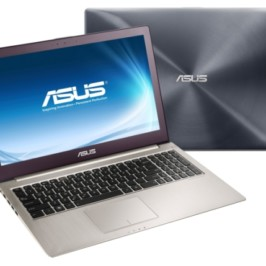 "IFA 2012: ASUS анонсировала 15"" ультрабуки Zenbook U500VZ и Zenbook U500VD"
