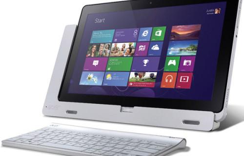 Full HD планшет Acer Iconia W700 с Windows 8