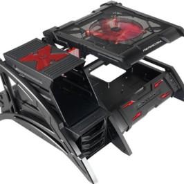 На сайте AeroCool появилась информация о необычном корпусе для ПК Strike-X Air